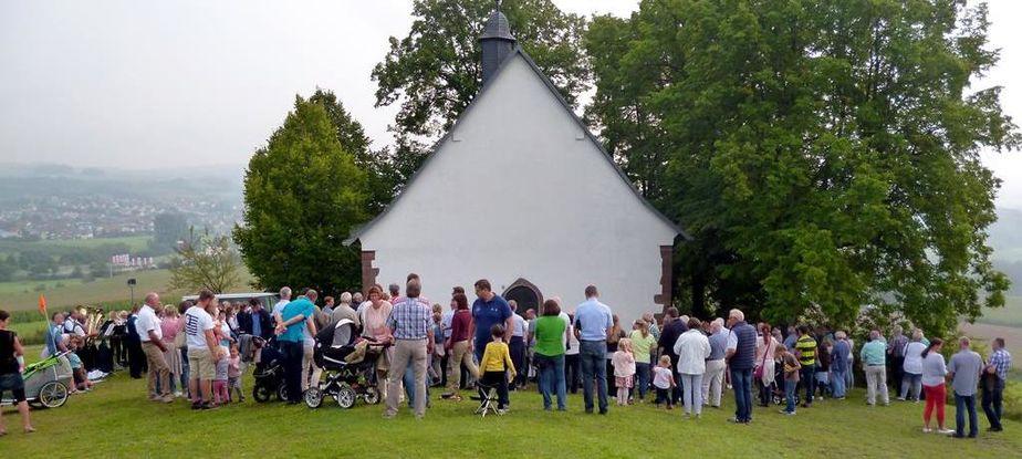 Katholische Kirche Pfarrgemeinde St Georg Grossenluder Hl Monika Patronin Aller Mutter